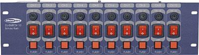 Showtec - DJ Switch 10-F
