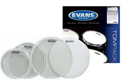Evans - G1 Studio Set Clear