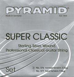 Pyramid - Super Classic Sterling hard