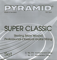 Pyramid - Super Classic Sterling normal