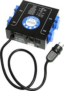 Stairville - DDS-405 DMX Dimmer & Switcher