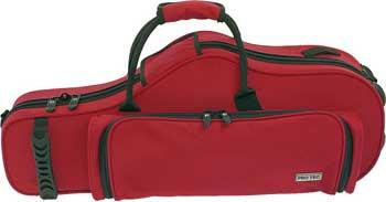 Protec - PB-304 CT Alto Sax Case Red