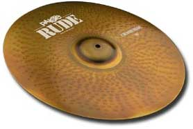 Paiste - 19' Rude Crash/Ride
