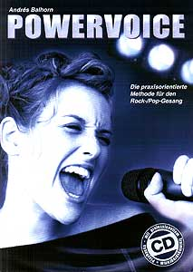 Gerig Musikverlag - A.Balhorn Powervoice