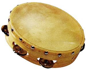 Sonor - CGT10N Cymbal Tambourine