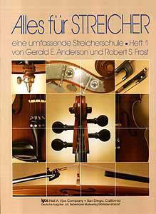 Neil A.Kjos Music Company - Alles für Streicher Violin 1