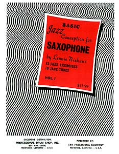 Try Publishing Company - Niehaus Basic Jazz Concep. 1