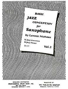 Try Publishing Company - Niehaus Basic Jazz Concep. 2