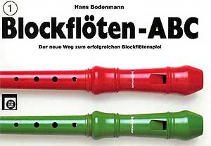 Edition Melodie - Blockflöten ABC 1