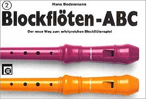 Edition Melodie - Blockflöten ABC 2