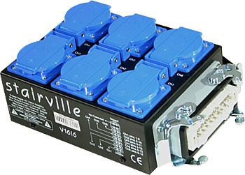 Stairville - V1616 Power Distributor