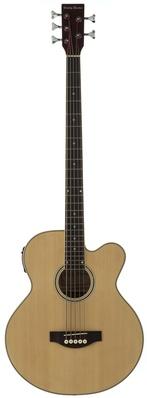 Harley Benton - B-35NT Acoustic Bass Series