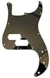 Harley Benton - Parts PB BK Pickguard P-Style