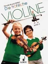 Schott - Die fröhliche Violine 3
