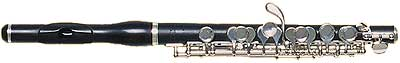 August Richard Hammig - 40114/3 Piccolo Flute