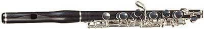 Johannes Gerhard Hammig - 750/4 Piccolo Flute