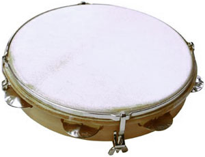 Studio 49 - RST250/6 Framedrum Tambourine
