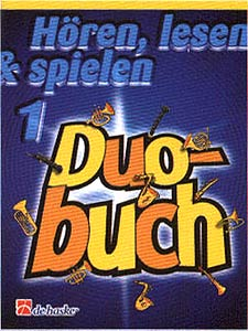 De Haske - Hören Lesen Duobuch 1 Alto Sax