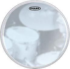 Evans - 10' Resonant Head Tom Clear