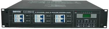 Botex - DPX-620 III 6-Channel Dimmer S