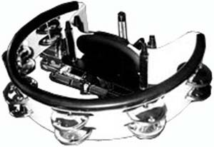 Pearl - PTM10SH Tambourine with Holder
