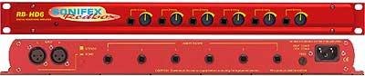 Sonifex - Redbox RB-HD6
