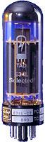 TAD - RT152 Tubes EL34L Cz Duett