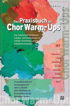 Alfred Music Publishing - Praxisbuch Chor Warm-Ups