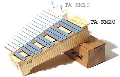 Sonor - TAKM20 Tenor Alto Metallophone