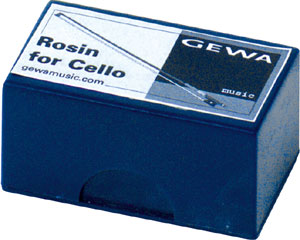 Gewa - Rosin Cello