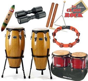 1stClassRock - Percussion Starter Set