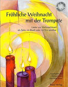 Horst Rapp Verlag - Fröhliche Weihnacht Trumpet