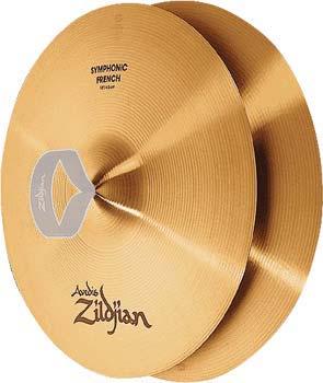 Zildjian - 18' A Symphonic French Tone