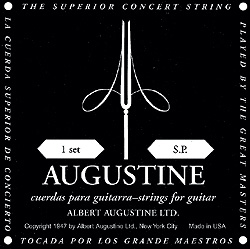 Augustine - Classic Black Imperial