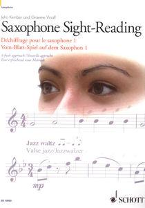 Schott - Saxophone Sight Reading 1