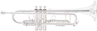 King - 2055S Silver Flair Trumpet