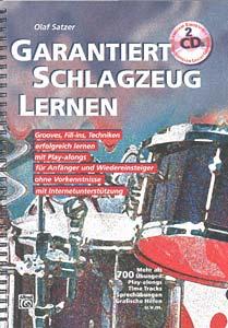 Alfred Music Publishing - Garantiert Schlagzeug Lernen