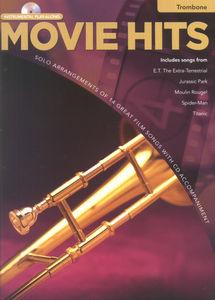 Hal Leonard - Movie Hits Trombone