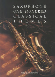 Music Sales - 100 Classical Themes Saxophone