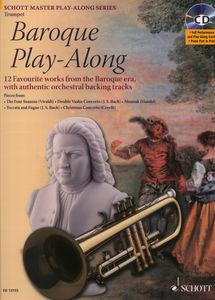 Schott - Baroque Play-Along Tr