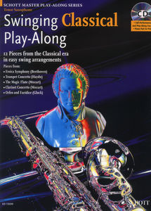 Schott - Swinging Classical Play T-Sax