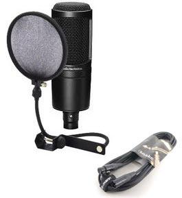 Audio-Technica - AT 2020 Bundle