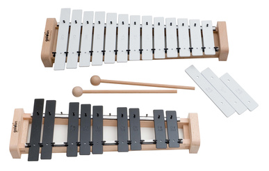 Goldon - Metalophone Alto Set