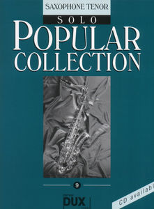 Edition Dux - Popular Collection 9 T-Sax