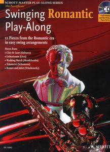 Schott - Swinging Romantic Play A-Sax