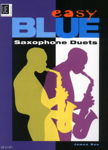 Universal Edition - Easy Blue Saxophone Duets