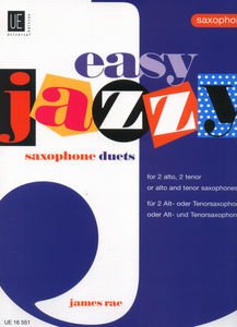 Universal Edition - Easy Jazzy Saxophone Duets