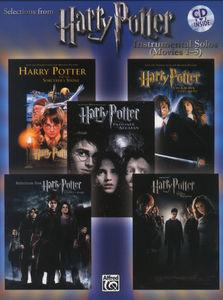 Alfred Music Publishing - Harry Potter Alto Sax