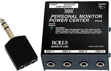 Rolls - PS 16