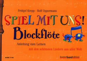 Bund Verlag - Spiel mit uns Blockflöte
